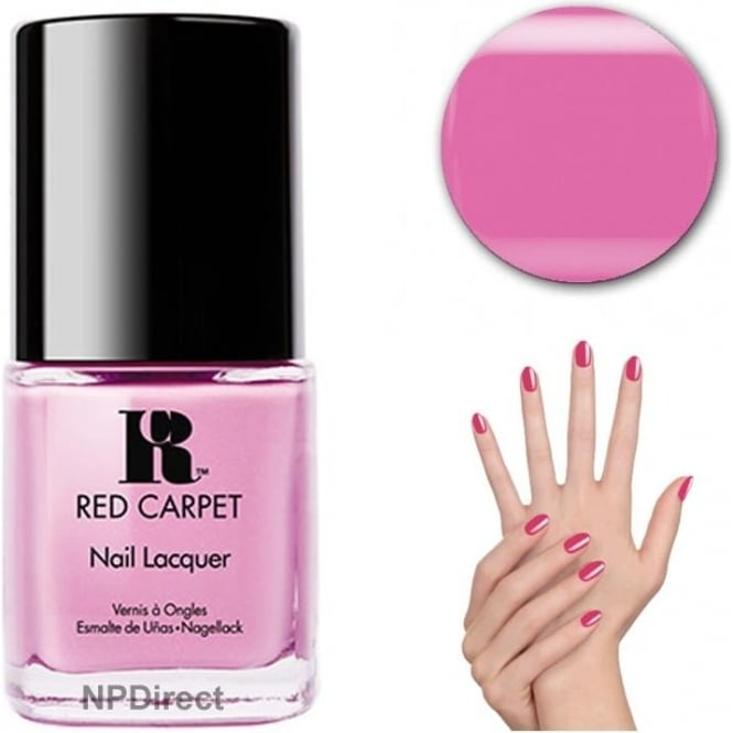 Red Carpet Nail Polish Lacquer - After Party Playful - 15ml