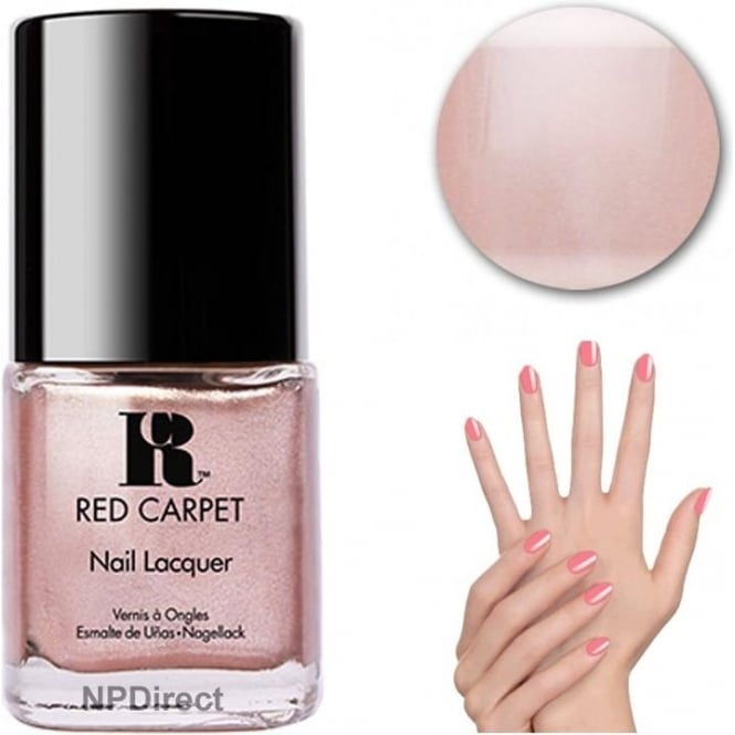 Buy Red Carpet Nail Polish Lacquer My Secret Admirer Visit
