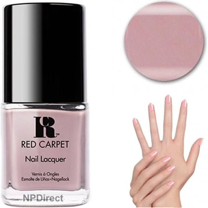 Red Carpet Nail Polish Lacquer - Natural Talent - 15ml