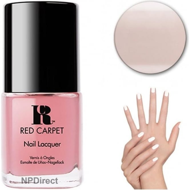 Red Carpet Nail Polish Lacquer - Nervous With Anticipation - 15ml