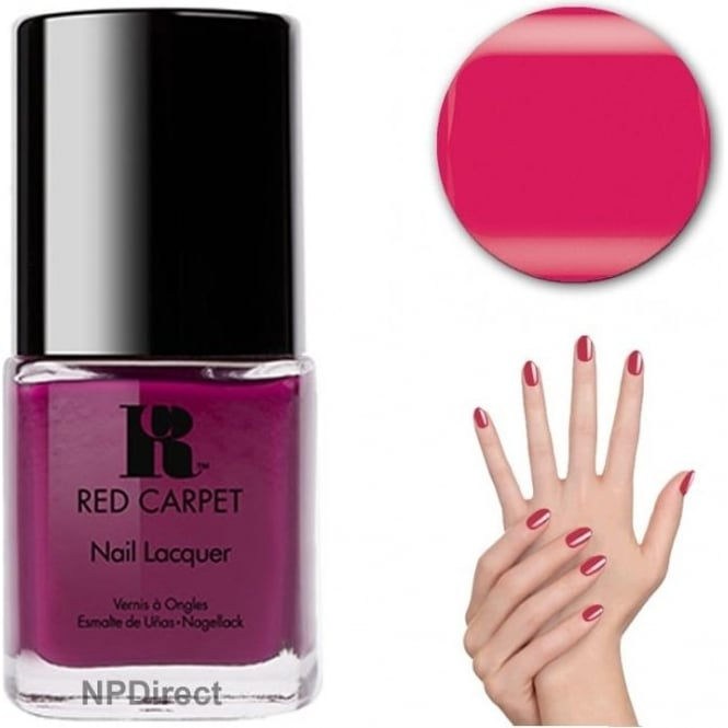 Red Carpet Nail Polish Lacquer - Paparazzied - 15ml