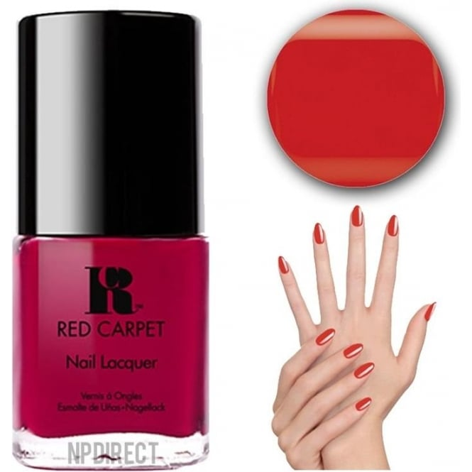 Red Carpet Nail Polish Lacquer - Red Carpet Exclusive! - 15ml