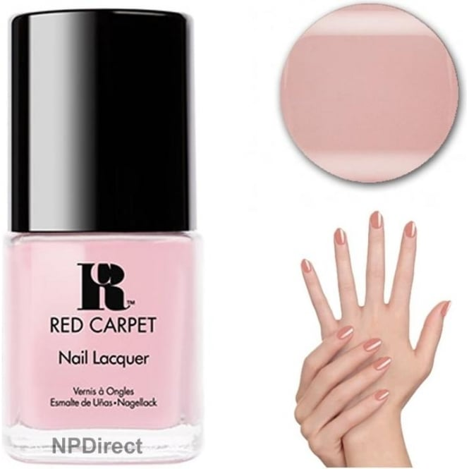Red Carpet Nail Polish Lacquer - Simply Adorable - 15ml