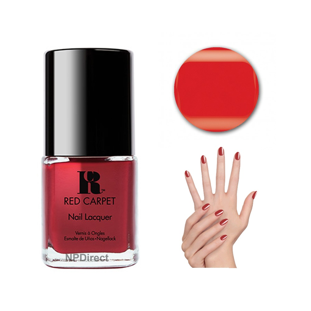 Buy Red Carpet Nail Polish Lacquer Strut Your Stuff Visit