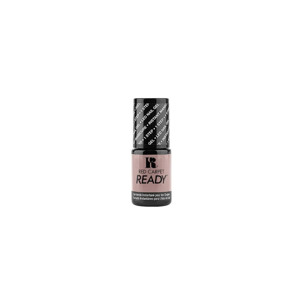 Red Carpet Nail Polish Ready Fast Drying Lacquers