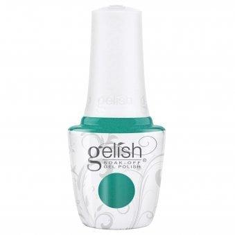 Green Nail Polish Gelish