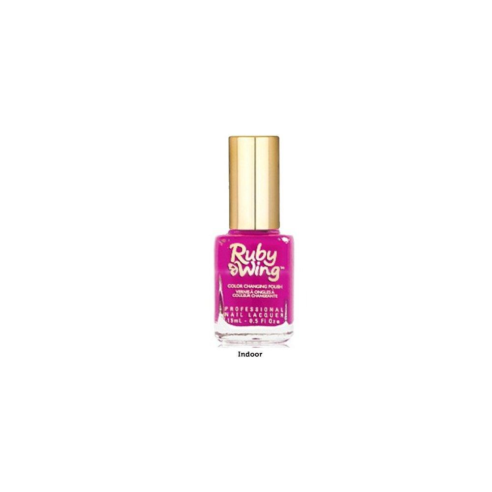 Ruby Nail Polish: Ruby Wing Colour Changing Festival Paint Nail Polish