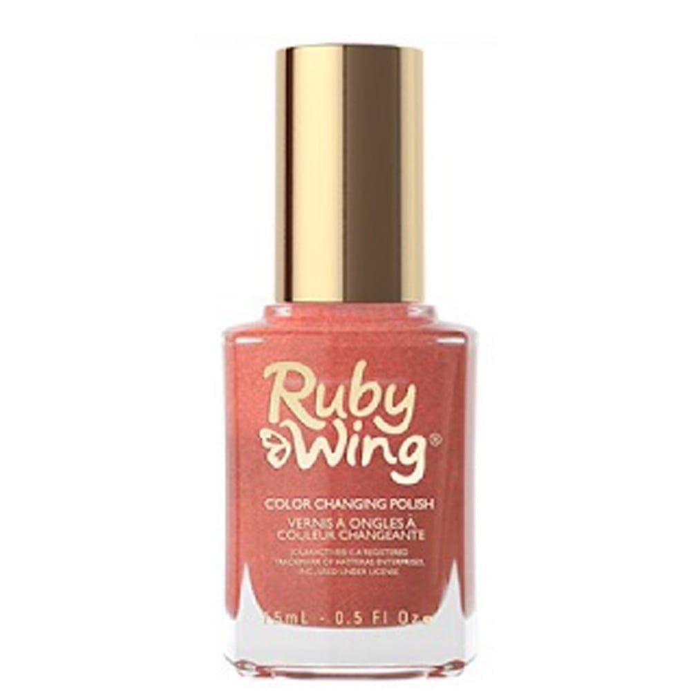 Ruby Nail Polish: Ruby Wing Colour Changing Nail Polish