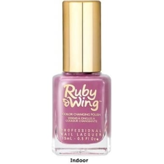 Colour Changing Nail Polish - Mystic 15ml