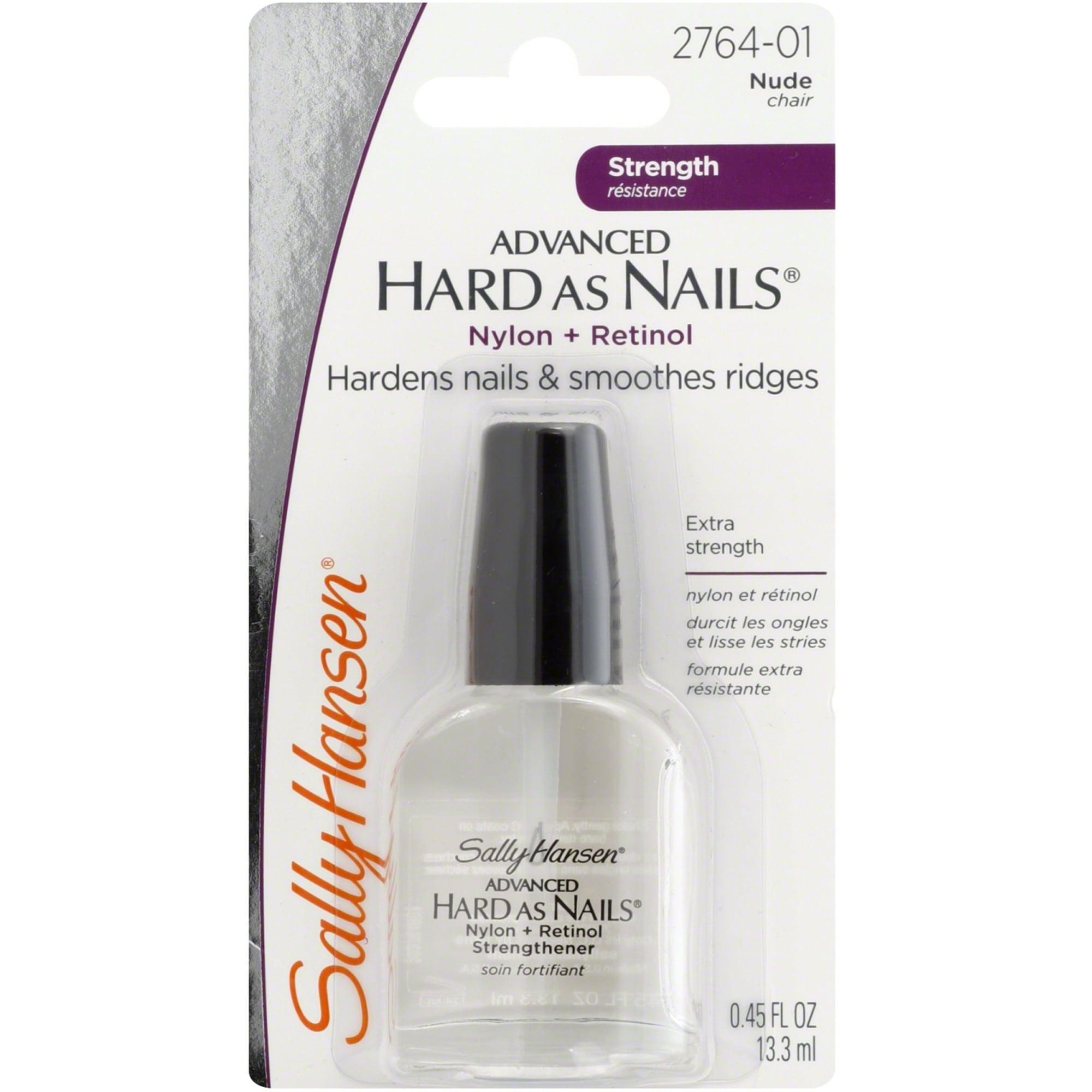 Advanced Hard As Nails - Hardens Nails & Smoothes Ridges 13ml (NUDE)