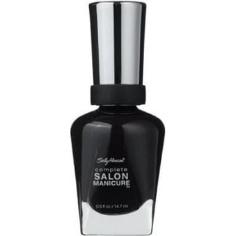 High Impact Nail Polish - Pat On The Black 14.7ml