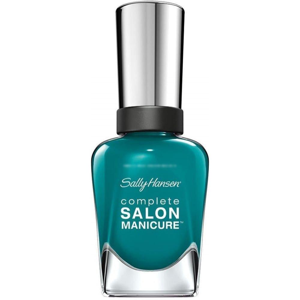 Blue Nail Varnish Uk: Sally Hansen Manicure Nail Polish