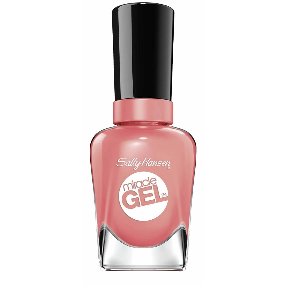 SAlly Hansen Miracle Gel Polish - Malibu Peach (380) 14.7ml