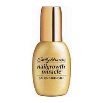 Nail Growth Miracle Strength Treatment - Clear