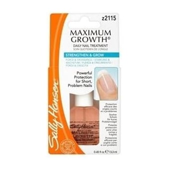 Nail Treatment Maximum Growth Nailcare