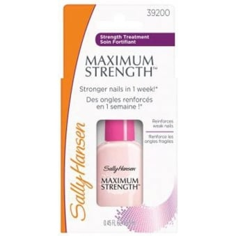 Nail Treatment Maximum Strength Nailcare
