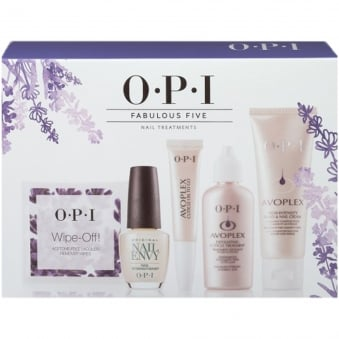 Salon Perfect Nail Condition Set - Fabulous Five