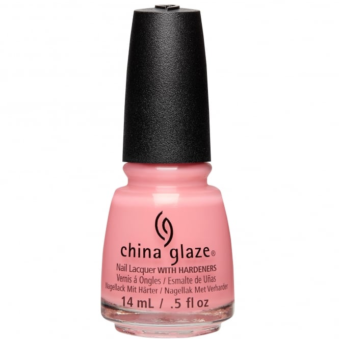 China Glaze Seas And Greetings Holiday Nail Polish Collection 2016 - Eat Pink Be Merry 14ml (83777)
