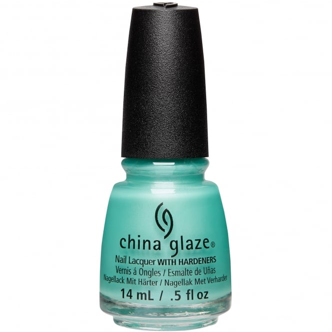China Glaze Seas And Greetings Holiday Nail Polish Collection 2016 - Partridge In A Palm Tree 14ml (83784)