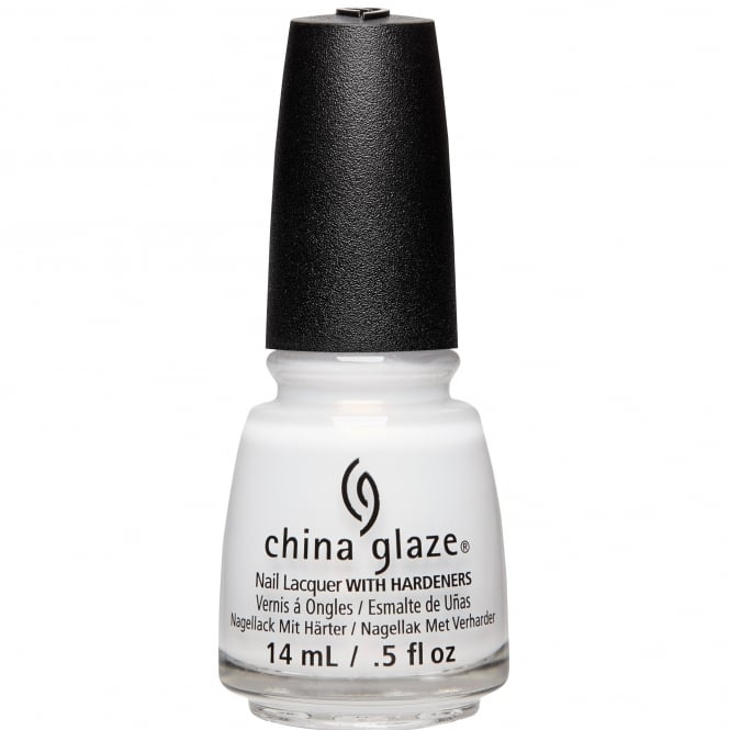 China Glaze Seas And Greetings Holiday Nail Polish Collection 2016 - Snow Way 14ml (83775)