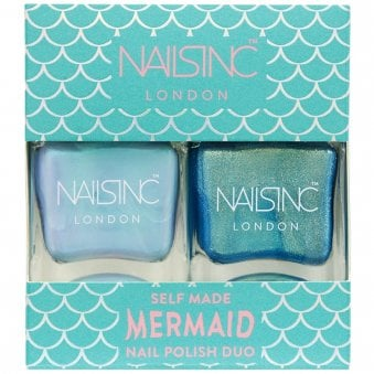 Self Made Mermaid - Nail Polish Duo (10338)