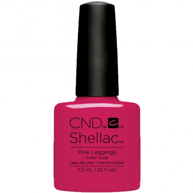 CND Shellac Shellac Wave 2017 Nail Polish Collection - Pink Leggings 7.3ml