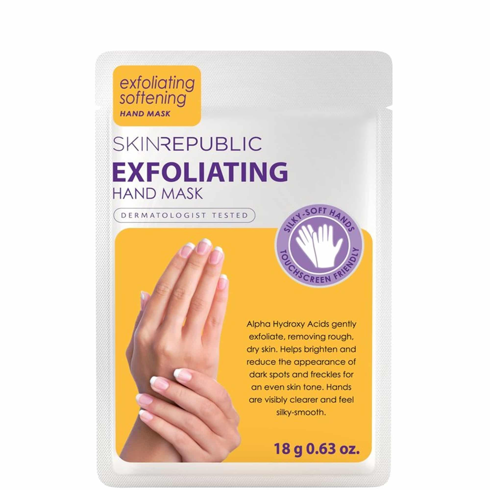 Exfoliating Softening Hand Mask - Exfoliating Hand Mask (63960) 18g