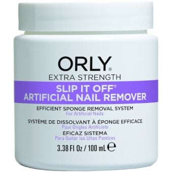 Slip It Off - Artificial Nail Polish Remover 100ml