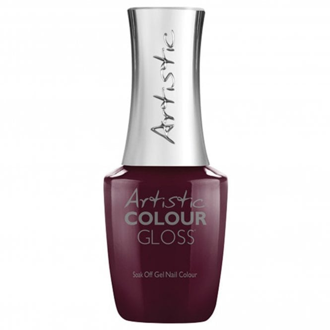 Artistic Colour Gloss Soak Off Gel Nail Polish - Fab 15mL (03010)