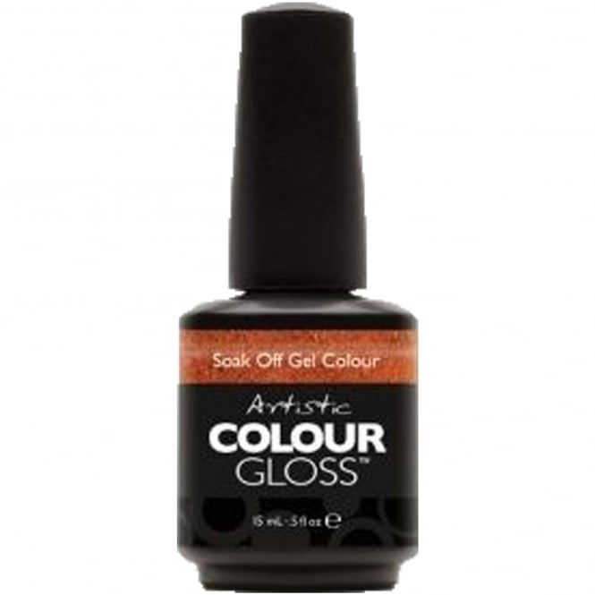 Artistic Colour Gloss Soak Off Gel Nail Polish - Fabulous 15mL (03096)