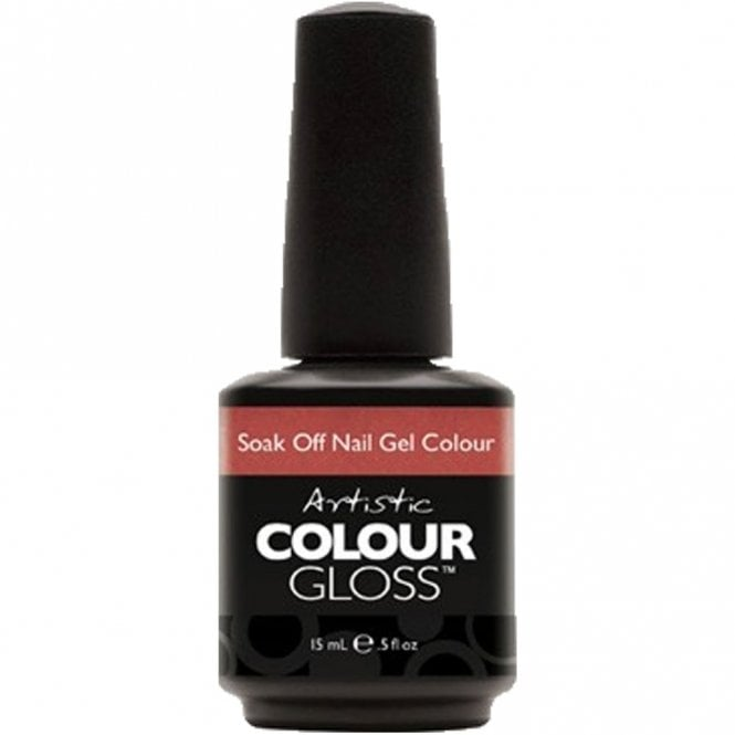 Artistic Colour Gloss Soak Off Gel Nail Polish Fall Collection 2015 - In Love Or Lust 15ML