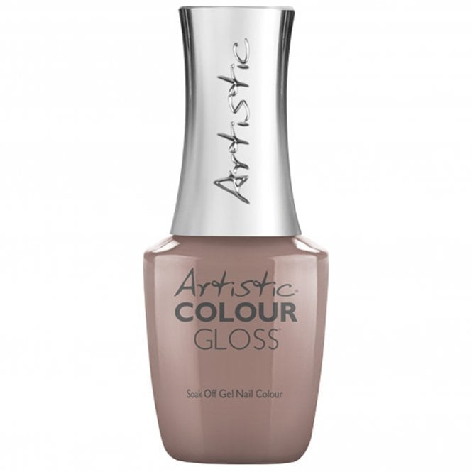 Artistic Colour Gloss Soak Off Gel Nail Polish Fall Collection 2015 - Naked Moonlight 15ML