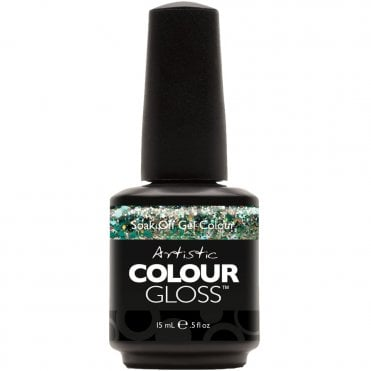 Soak Off Gel Nail Polish - Greed 15mL (03155)