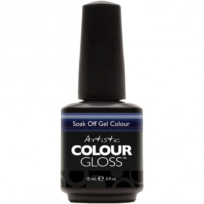 Artistic Colour Gloss Soak Off Gel Nail Polish - Sovereign 15mL (03068)