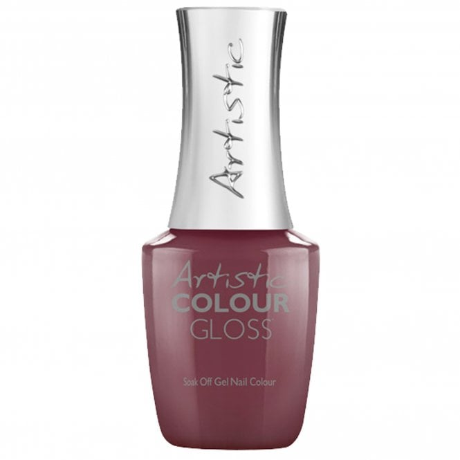Artistic Colour Gloss Soak Off Gel Nail Polish - Uptown 15mL (03017)