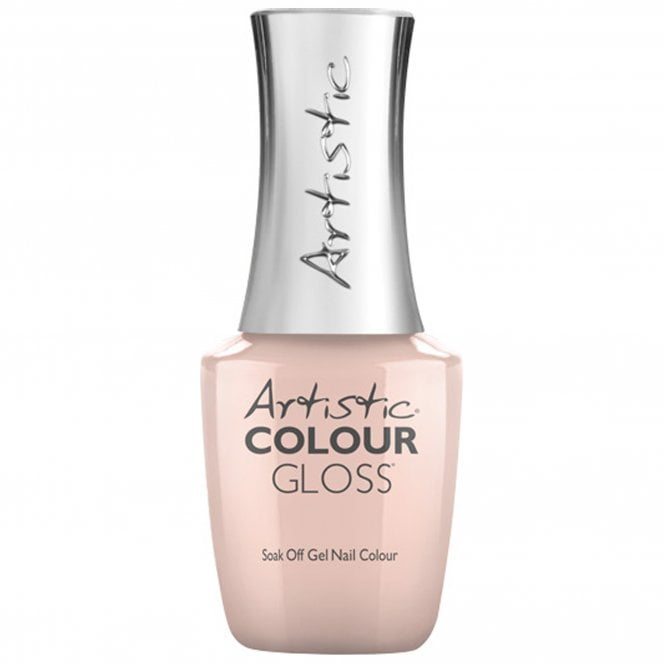 Artistic Colour Gloss Soak Off Gel Nail Polish - What A Girl Flaunts 15mL (03165)