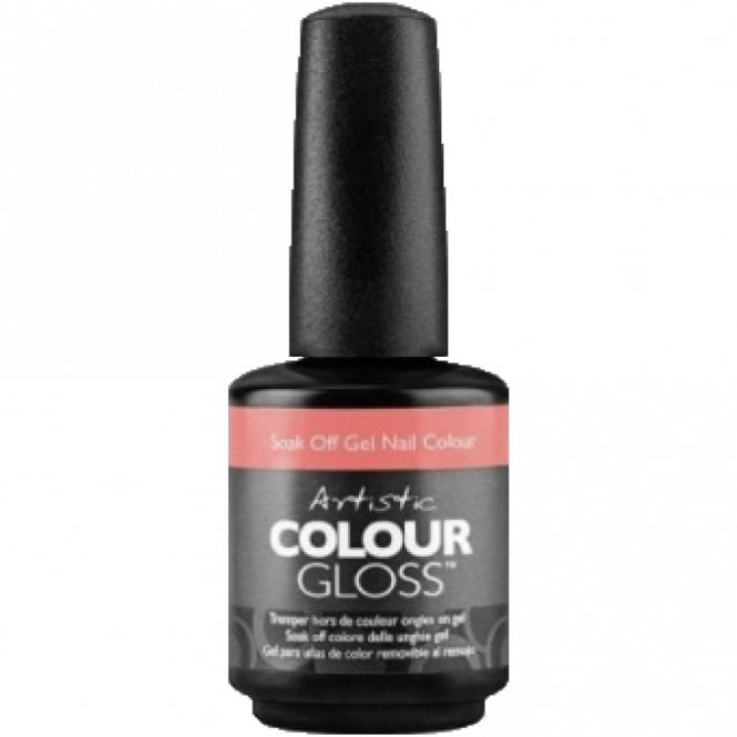 Artistic Colour Gloss Soak Off Tribal Instinct Gel Nail Polish 2016 Collection - Dance Round My Fire 15ml (2100064)