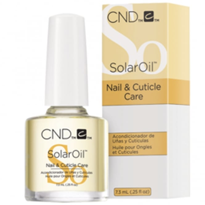 CND Vinylux Solar Oil - Nail & Cuticle Care 7.3ml