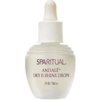 Andale Dry and Shine Nail Drops 15mL