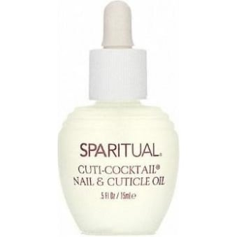 Cuti Cocktail Nail and Cuticle Oil 15mL