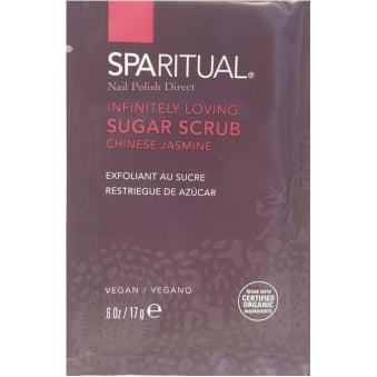 Infinitely Loving Sugar Scrub (Sachet) - Chinese Jasmine 5.9mL
