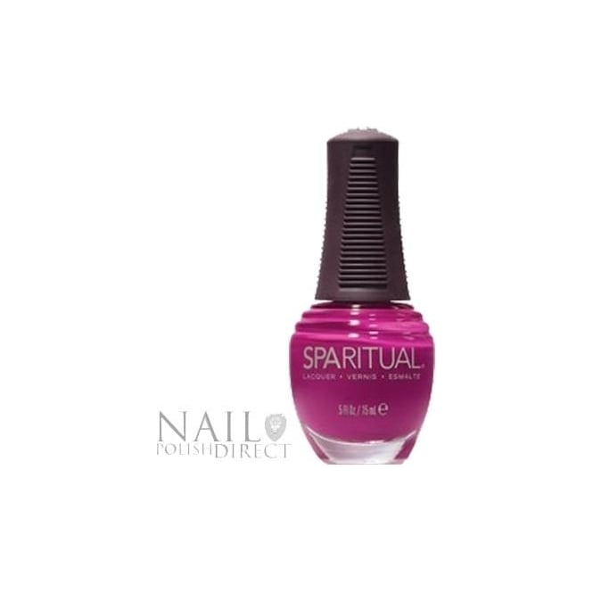 SpaRitual Nail Polish Lacquer - Color Trip (041) 15mL