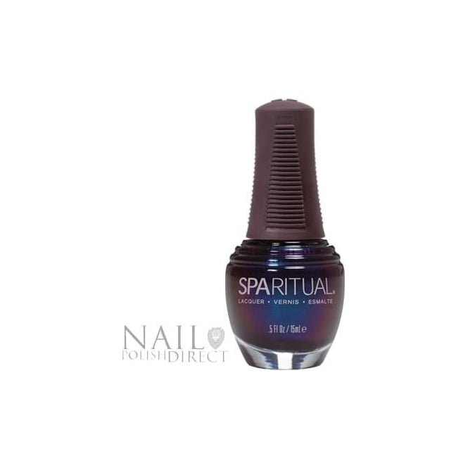 SpaRitual Nail Polish Lacquer - Health, Wealth and Happiness (391) 15mL
