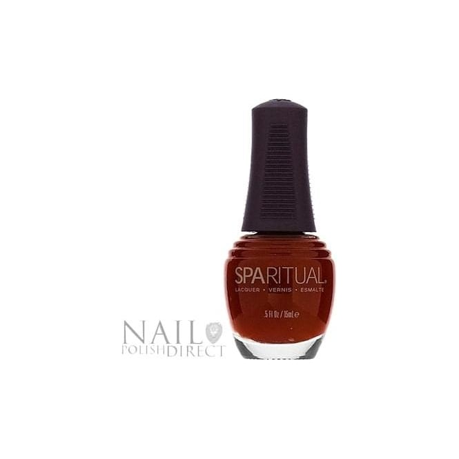SpaRitual Nail Polish Lacquer - Kiss The Cook (118) 15mL
