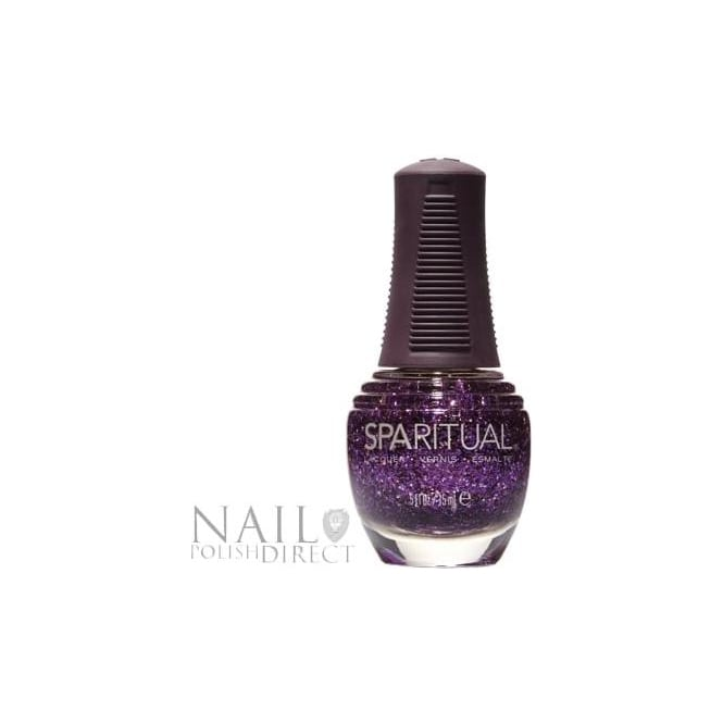 SpaRitual Nail Polish Lacquer - Living (520) 15mL