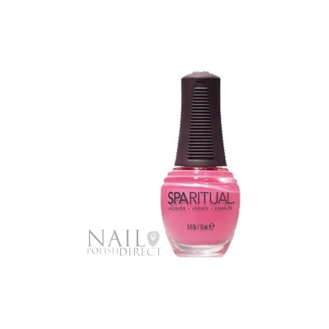 SpaRitual Nail Polish Lacquer - Love Is In The Air (242) 15mL