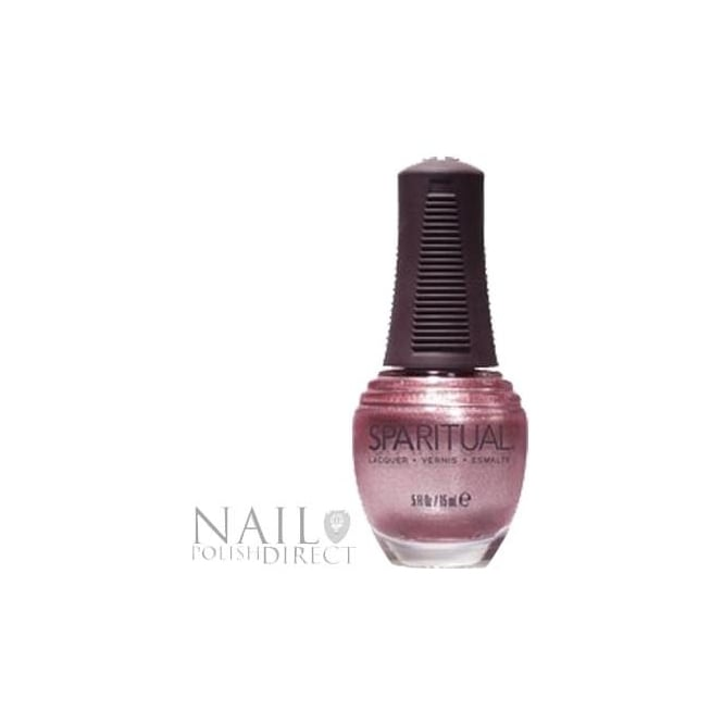 SpaRitual Nail Polish Lacquer - Loving In Pink (286) 15mL