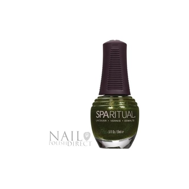 SpaRitual Nail Polish Lacquer - Optical Illusion (388) 15mL