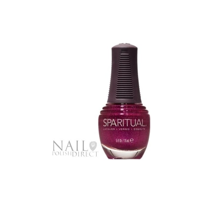 SpaRitual Nail Polish Lacquer - Perception (548) 15mL