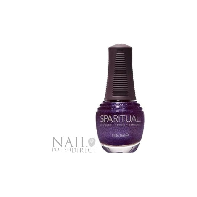 SpaRitual Nail Polish Lacquer - Royal (525) 15mL